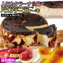 お取り寄せスイーツ 送料無料 【みれい菓】人気カタラーナ2品とバスクチーズケーキセ