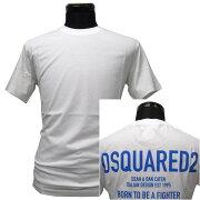 ディースクエアードDSQUARED2Tシャツ半袖メンズ(26007)