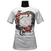 ハイドロゲンHYDROGENTシャツ半袖メンズ(25017)