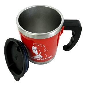 《保温・保冷機能》サーモマグカップ【ウルトラセブン:レッド】