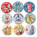 ウルトラマン★刺繍バッジコレクション2★全9種コンプリートセット《ウルトラマンショップ限定》
