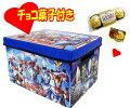 バレンタインに愛と感謝を込めて♪ウルトラマンタイガ【バトルボックス】《&チョコ菓子♪》特典付き