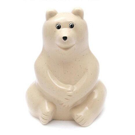 かわいい 貯金箱フィンランド生まれ大人気のため復刻フィンランド製白くま しろくま白クマ シロクマ