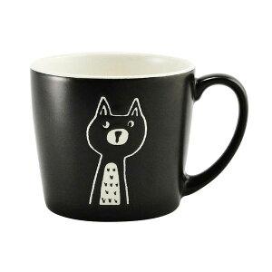 Sugar Land シュガーランドProduced by IPPINSHAチャーピーキャット「マグカップ」猫 ねこ ブラック逸品社オリジナル商品モノトーン 安心の日本製