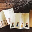 ネクタイ「パンをはこぶしごとレターセット」A4 便箋 封筒紙文具 作家