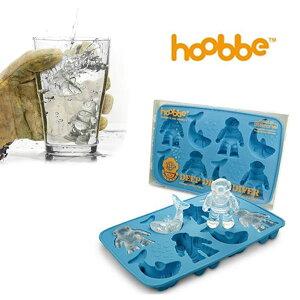 hoobbe「アイストレーディープダイバー」製氷皿 製氷機製菓材料抜き型 お菓子作り