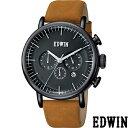 新品未使用 限定特価!エドウィン/EDWIN【メンズ腕時計】EW1G013L0084カレンダー付きクオーツ\17,280→\4,800に!