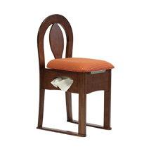 キュアベルドレッサー椅子交換椅子日本製モダンアンティークコンパクト専用鏡台チェア完成品付き白鏡国産収納【椅子のみ】送料無料