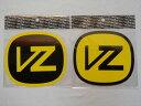 VON ZIPPER(ボン・ジッパー)のロゴステッカー 小