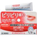 【指定第2類医薬品】メディケア デンタルピルクリーム 5g