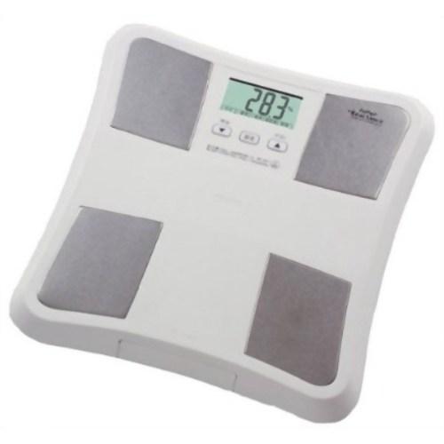 タニタ 脂肪計付ヘルスメーター BF-047-WH