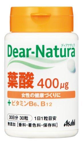 ビタミン, ビタミンB9・葉酸 Asahi 30