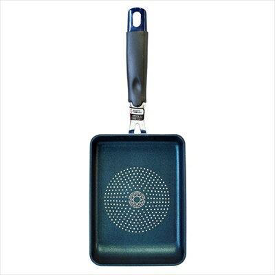 ダイヤモンドコート 玉子焼き器 IH用 ZB4808