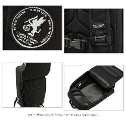 CHROMEクロームバッグCARDIELFORTNIGHTBLACK(SS12)【bp】