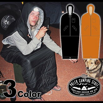 POLeR polar The Nap Sack Sleeping Bag ザナップサック sleeping bag (FW13) fs3gm