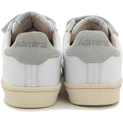 【先行予約】AdmiralアドミラルスニーカーメンズレディースGREENPARKグリーンパークWhite/Smooth(SJAD1517-0177FW15)