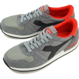 迪爾德麗 DIADORA 運動鞋復古跑鞋 CAMARO 卡瑪洛 3362 灰色/黑色 (159886 FW15)