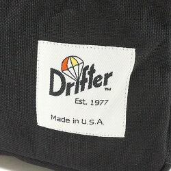 【即納】DrifterドリフターバッグSQUAREBACKPACKスクエアーバックパック(リュックデイパック)(DF0430FW15)【あす楽対応】