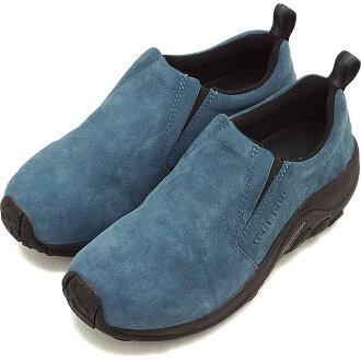 MERRELL Merrell 運動鞋婦女叢林 MOC WMN 叢林 MOC 婦女法國海軍 (523416 FW14)