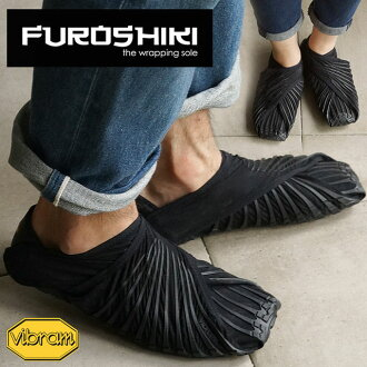 FUROSHIKI shoes furoshiki shoes shoes mens Womens FUROSHIKI Black (15UAC06)
