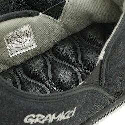 GRAMICCIFOOTWEARグラミチフットウェアメンズレディーススニーカーPIKAピカWOOLBLACK(GR00015036WLBKFW15)
