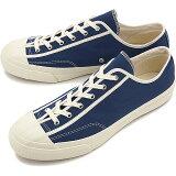 ムーンスター ジム クラシック Moonstar FINE VULCANIZED ファイン ヴァルカナイズド メンズ レディース GYM CLASSIC NAVY/WHITE 靴 [54320012 SS16]