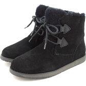 【在庫限り】エミュー フェザーウッド ミニ EMU レディース ブーツ ショートブーツ FEATHERWOOD MINI BLACK (W10961)【ts】【コンビニ受取対応商品】