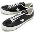 CONVERSE コンバース ONE STAR J ワンスター J ブラック/ホワイト靴 [32346511]