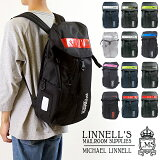 MICHAEL LINNELL マイケルリンネル 30L リュック Big Backpack ビッグ バックパック デイパック メンズ・レディース [ML-008 FW17]