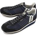 【即納】【返品送料無料】PATRICK パトリック スニーカー 靴 MILITARY-M ミリタリー・マラソン BLK メンズ・レディース (529751 FW17Q4)【コンビニ受取対応商品】