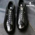 パトリック PATRICK シュリー ラグジュアリー SULLY-FM/LX メンズ スニーカー ビジネス 日本製 靴 BLK ブラック系 [26529]