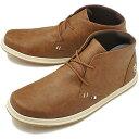 コンカラー シューズ CONQUEROR SHOES バレル レザー BARREL LEA メンズ スニーカー 靴 BROWN [136]