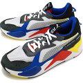 プーマ PUMA RS-X トイズ RS-X TOYS メンズ スニーカー 靴 プーマホワイト (369449-02 SS19)