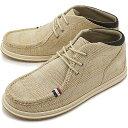 【即納】コンカラー シューズconqueror shoes メンズ フローター FLOATER サーフ カジュアル スニーカー 靴 NEW HEMP ベージュ系 [19SS-FL01 SS19]