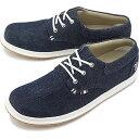 【即納】コンカラー シューズconqueror shoes メンズ アーク ARK サーフ カジュアル スニーカー 靴 DK.DENIM ネイビー系 [19SS-AK01 SS19]
