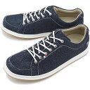 【即納】コンカラー シューズconqueror shoes メンズ マリオン MARION サーフ カジュアル スニーカー 靴 DK.DENIM ネイビー系 [19SS-MR 02 SS19]