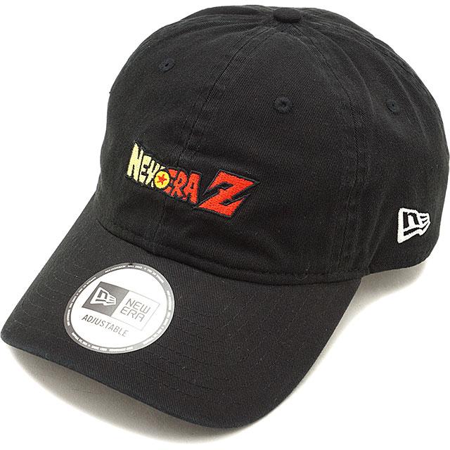 メンズ帽子, キャップ  NEWERA 9THIRTY Z DRAGONBALL Z BLACK 12110795 FW19