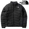 ノースフェイス THE NORTH FACE メンズ サンダージャケット Thunder Jacket [NY32012 FW20] TNF アウター ダウンジャケット ライトアウター K ブラック ブラック系