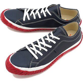 SPINGLE MOVE スピングルムーブ SPM-101 スピングルムーヴ sneakers spingle move SPM101 NAVY/RED ( SS09 )