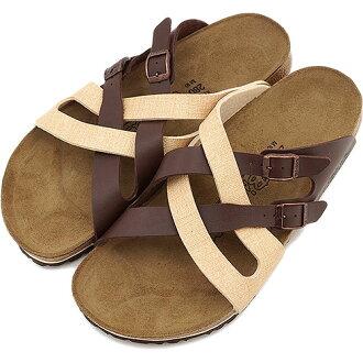 Time ■ sale! The surprise 50 %OFF! ■ Birki's Bilkey Calais Sandals Curry ( ビルコフロー ) dark brown / linen ( BK544061 SS11 ) /BIRKENSTOCK Birkenstock
