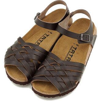 TATAMI tatami Ionia sandal Ionian chocolate ( BM884003 ) /BIRKENSTOCK Birkenstock ladies ladies ladies SANDAL さんだる fs3gm