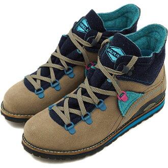 MERRELL Merrell Womens sneakers Lazer Origins Mid WMN razor origin mid women's Brindle ( 56276 FW12 )