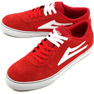 LAKAI Lakai MJ sneakers MANCHESTER SELECT Manchester select RED SUEDE ( HO12 ) fs3gm