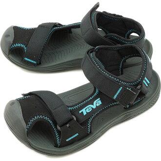 Teva Teva sandal Toe Pro Hurricane hurricane to professional men's Sport Sandals BLACK ( 1000352-BLK SS13 ) fs3gm