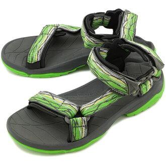 Time ■ sale! 20 %OFF! surprise ■ Teva Teva Sandals Terra Fi Lite Terra Fay Wright men's Sport Sandals CRACKED GREEN ( 1001473-CKGR SS13 )