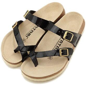 ■A special time sale! Surprising 50% OFF!! ■TATAMI タタミ Dakar sandals Dakar black patent (BM827061) /BIRKENSTOCK ビルケンシュトックレディースメンズ fs3gm