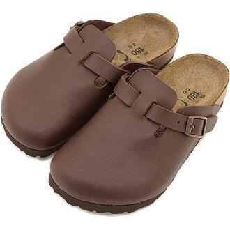 BIRKENSTOCK ビルケンシュトック WOODBY sandals WOODBY dark brown (560373-KIDS) fs3gm
