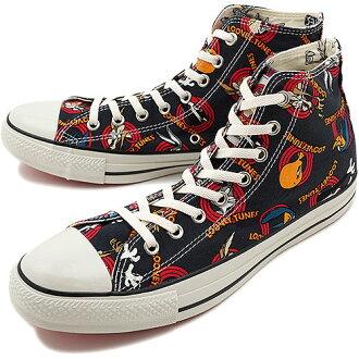 CONVERSE Converse sneakers ALL STAR LT HI all-star Looney Tunes high black ( 32662691 FW13 ) fs3gm