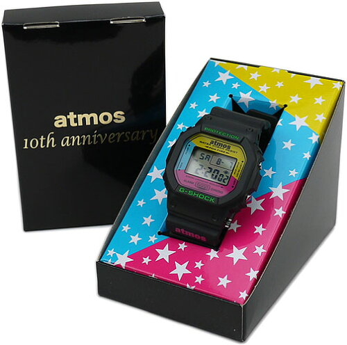 ■■G-SHOCK×ATMOS アトモス EXCLUSIVE CASIO G-SHOCK DW-5600E-4 Gショック×アトモス ...