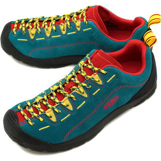 KEEN keen MENS Jasper trekking Shoes Sneakers Jasper mens Blue Coral ( 1007202 SS12 )